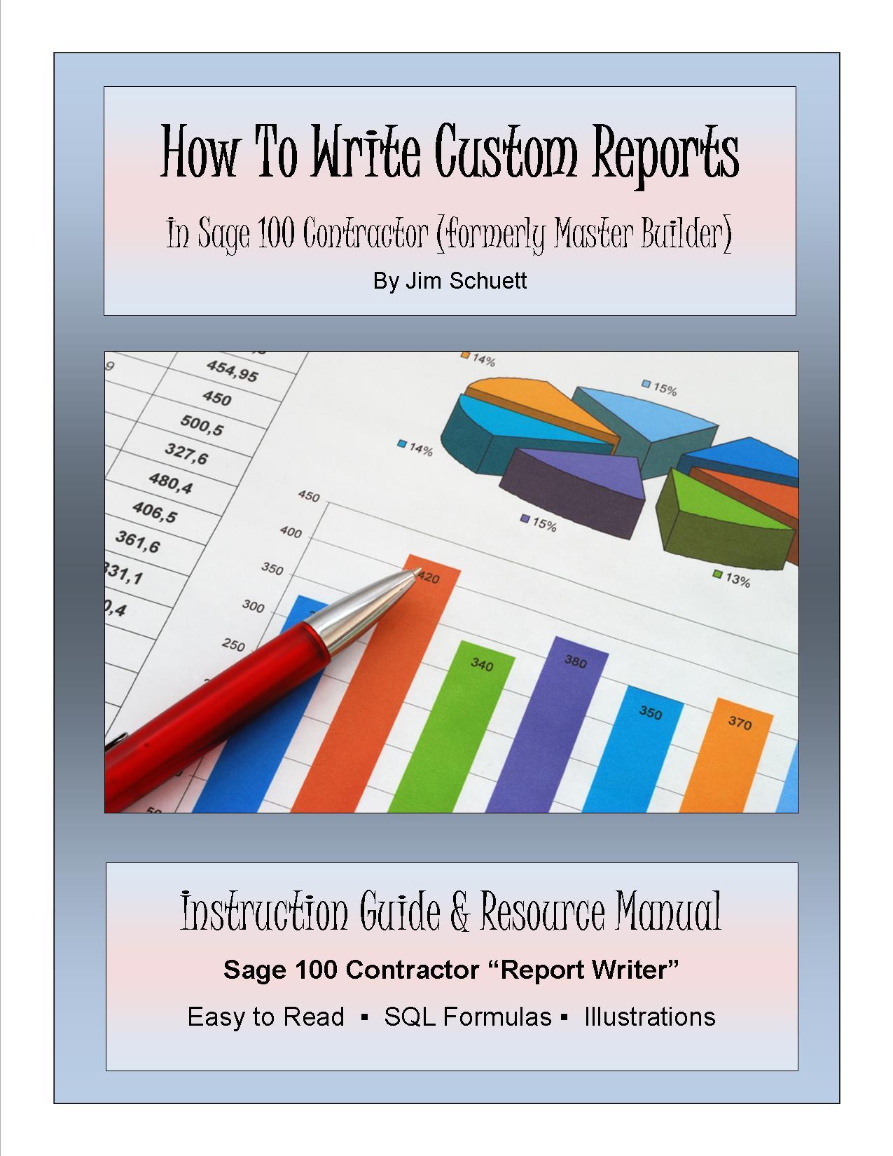Custom book reports