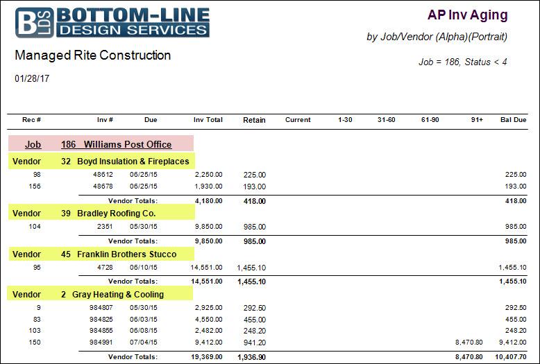 04-01-03-14 AP Inv Aging by Job-Vendor